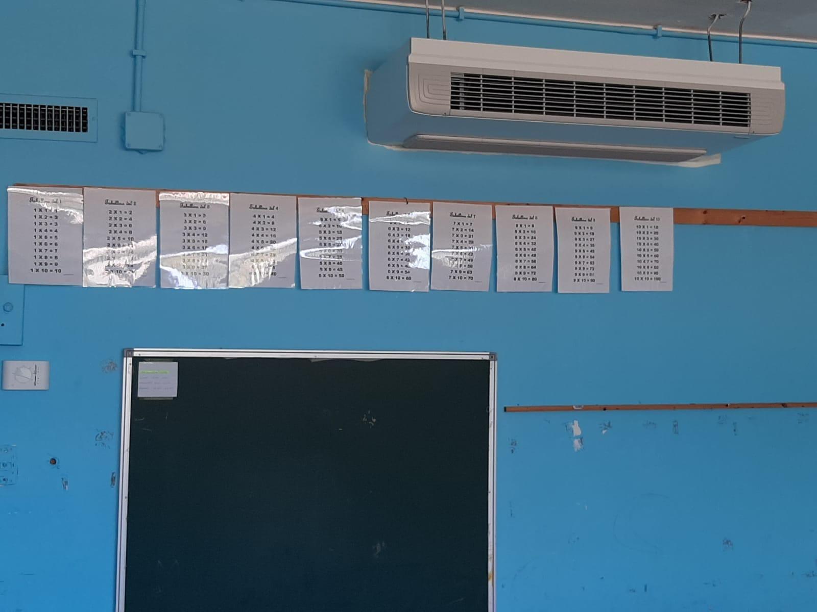 Istituto comprensivo Falcone, ultimati i lavori all'impianto di riscaldamento