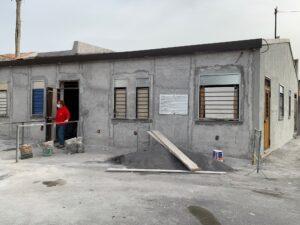 Help Center Caritas Catania, lavori per bagni e docce