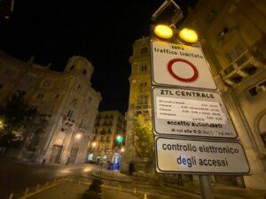 "Ztl notturna a Palermo. Catania: ""Avviata verifica flussi traffico"""