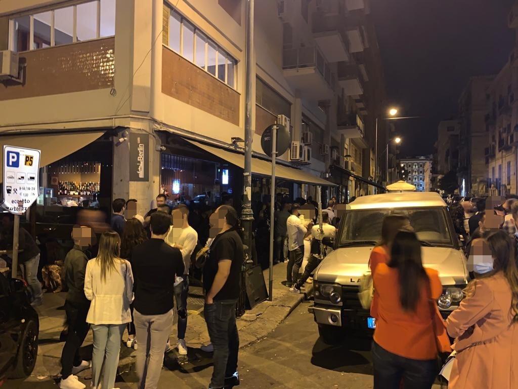 Locali chiusi a Palermo