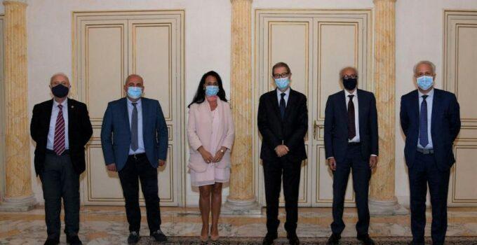 gli ordini professionali consegnano a Musumeci un pacchetto di proposte anti crisi