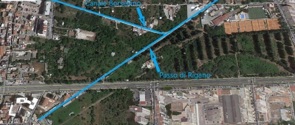 Dissesto idrogeologico a Palermo