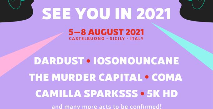 Ypsigrock Festival rimandato al 2021