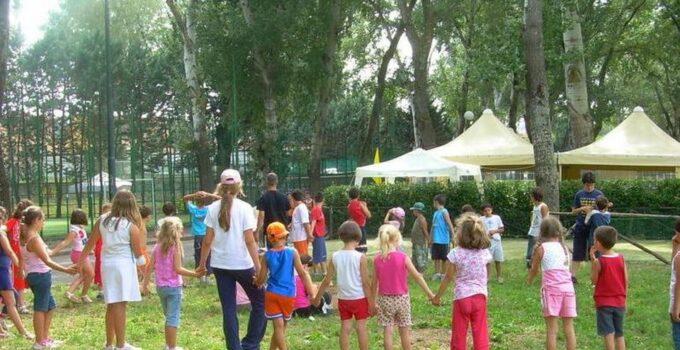 Centri estivi per bambini e adolescenti