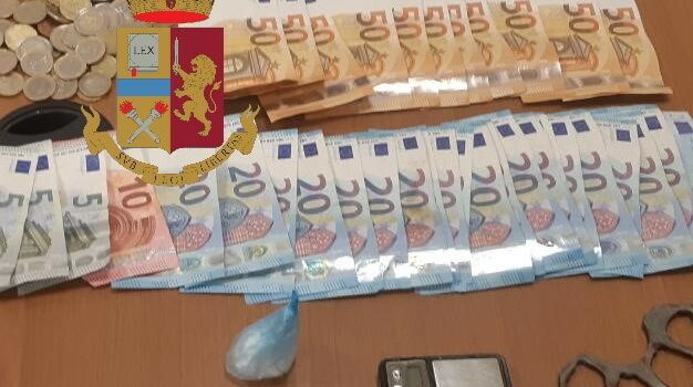 Arresti e sequestri di droga
