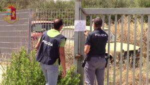 Sequestro beni nel catanese