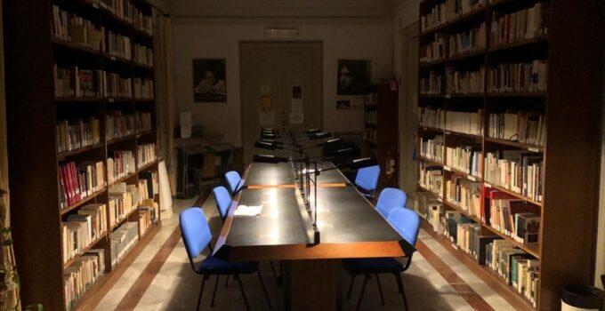 Biblioteca di Villa Trabia