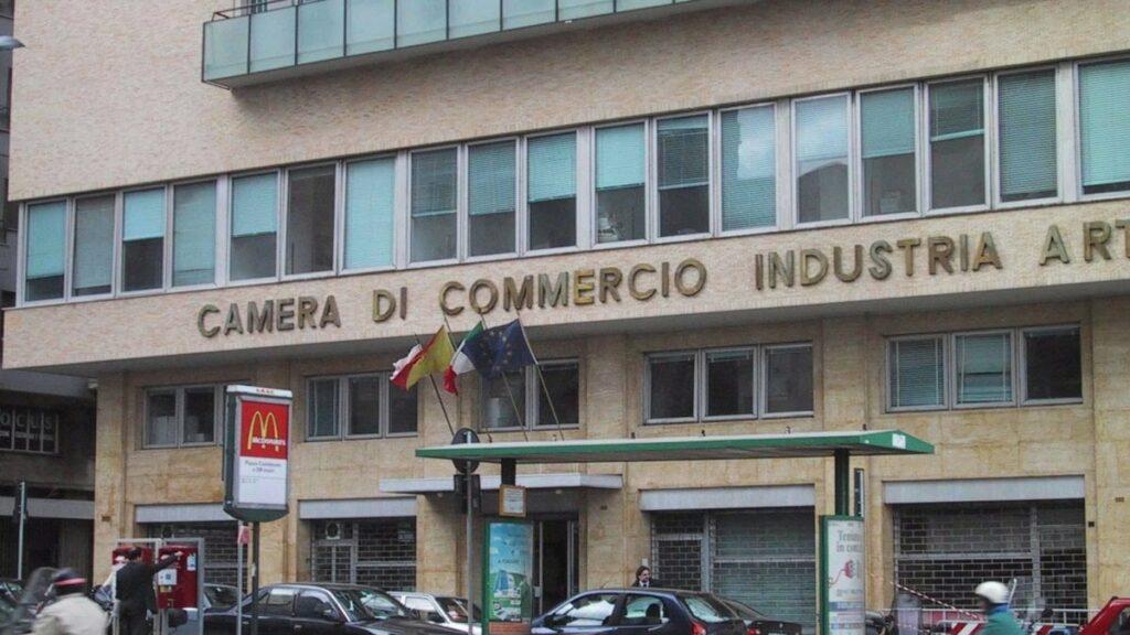 Camera commercio Palermo Enna