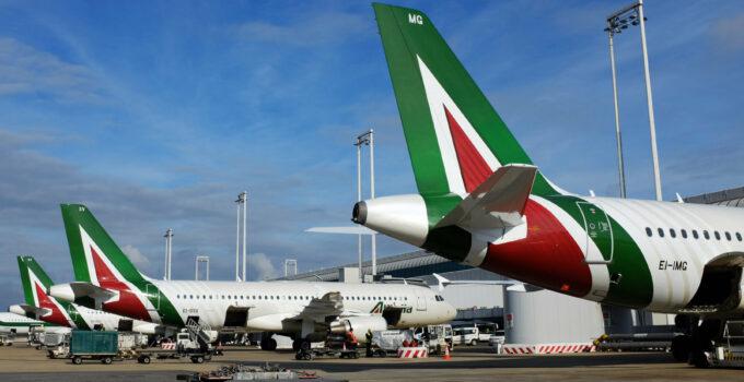 voli Alitalia sulla Sicilia