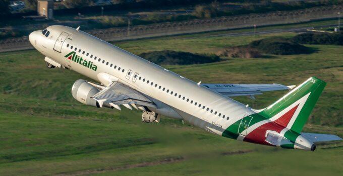 Più voli Alitalia dalla Sicilia