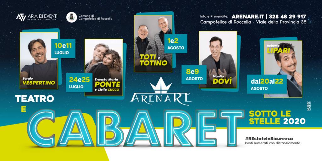 Teatro&Cabaret sotto le stelle