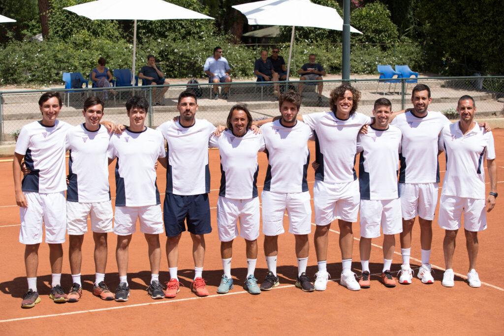 Tennis maschile serie A1