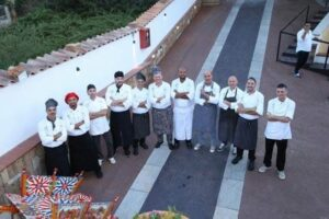 """La notte degli chef a """"Le Nuove Colonne"""" a Bagheria"""