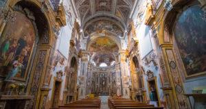 Notte a Santa Chiara, visite serali alla chiesa barocca di Ballarò