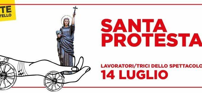 """""""Santa Protesta"""""""