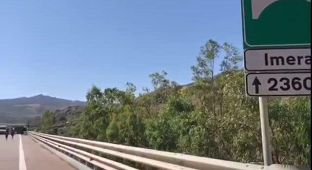 Viadotto Himera inaugurato