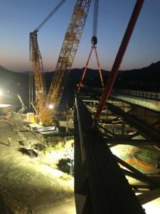 Viadotto Himera in quota, a breve la consegna dei lavori