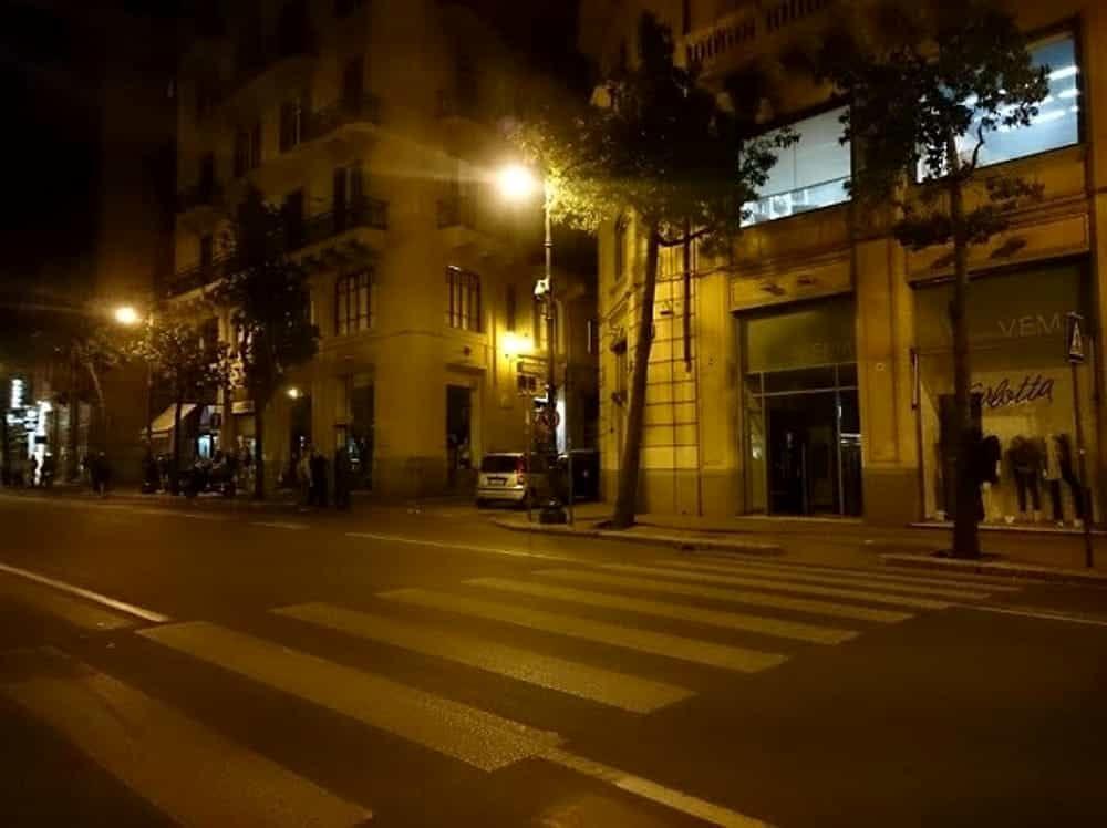 Palermo violenta, turista francese picchiato e derubato in centro