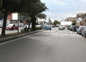 Prostituzione e incompiute lungo il viale Africa a Catania