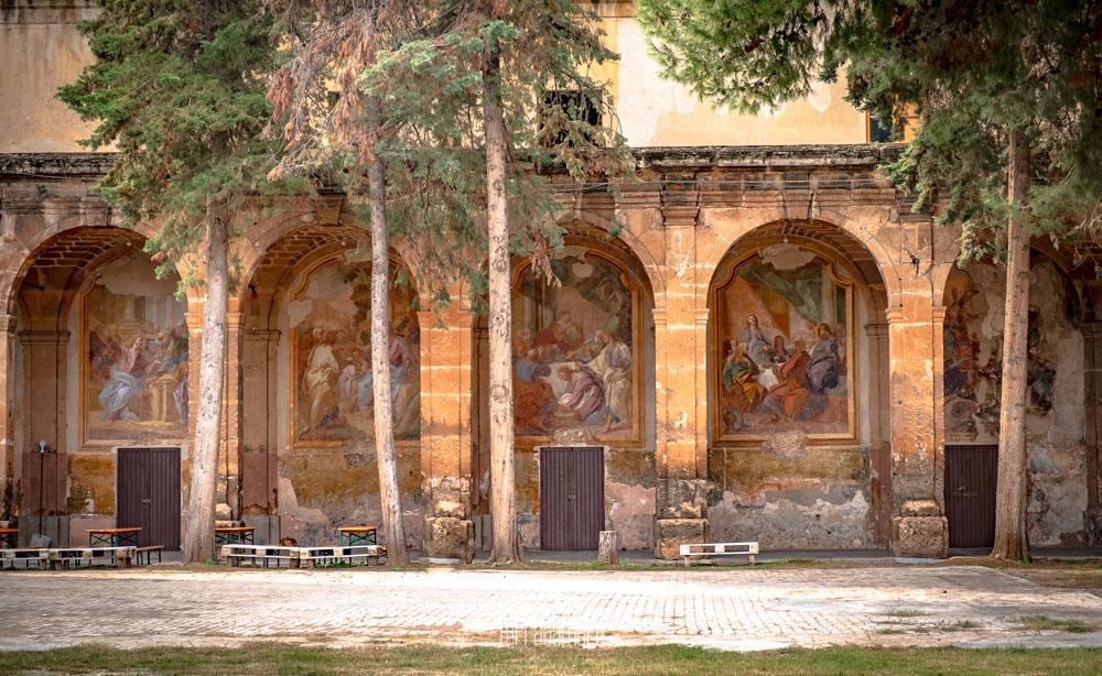 Visite del complesso di Villa Filippina