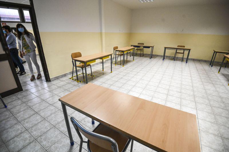Primo giorno di scuola in Sicilia
