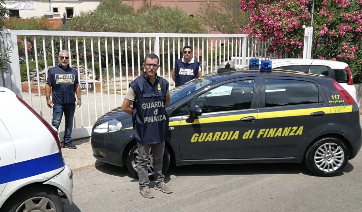 """Sequestrato il complesso alberghiero """"Porto Rais"""""""