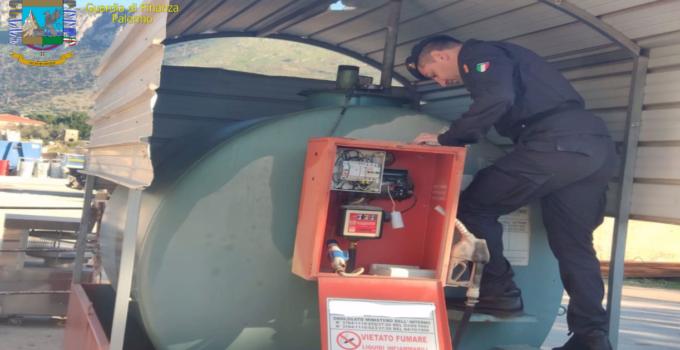 La GdF di Cefalù sequestra due cisterne