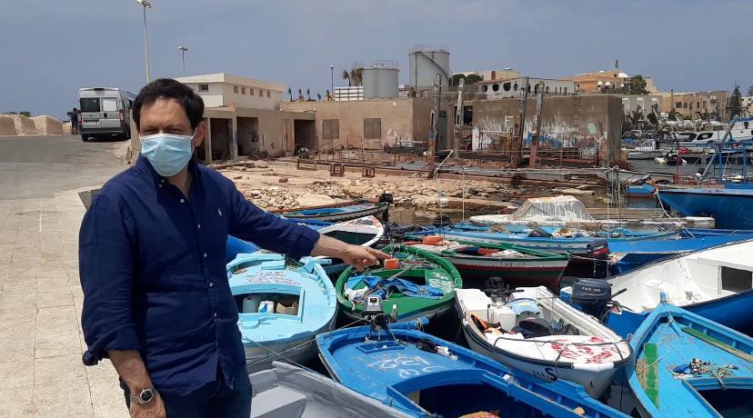 Razza a Lampedusa