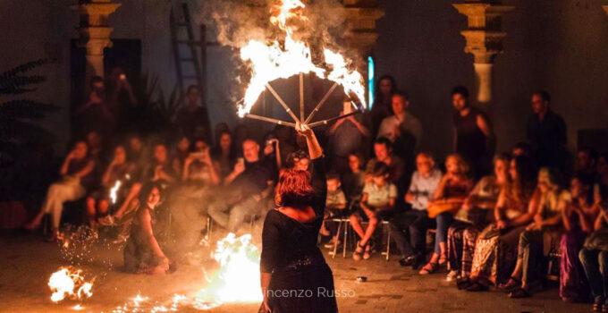 Spettacolo del fuoco