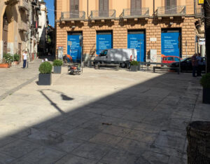 Piazzetta Due Palme Palermo