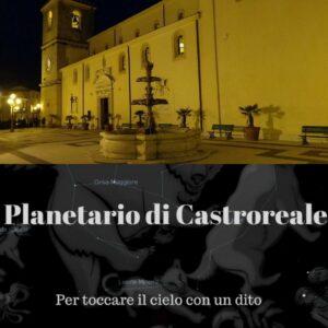Ferragosto Castroreale by night, visita guidata al Planetario ed al Borgo