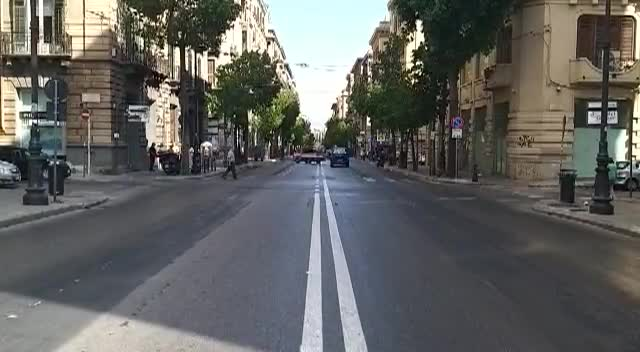 Proroga chiusura Via Roma Palermo