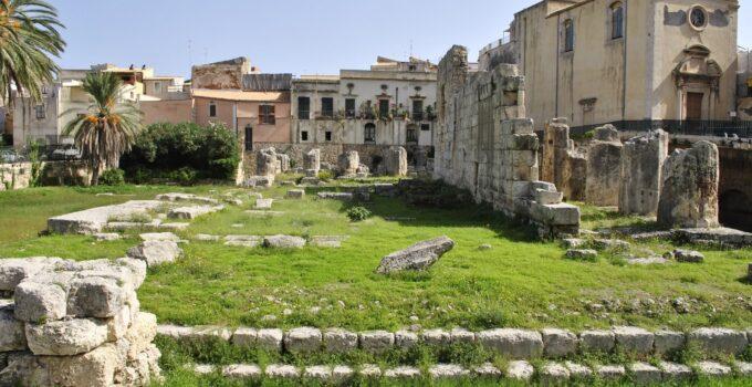 Tempio di Apollo di Siracusa