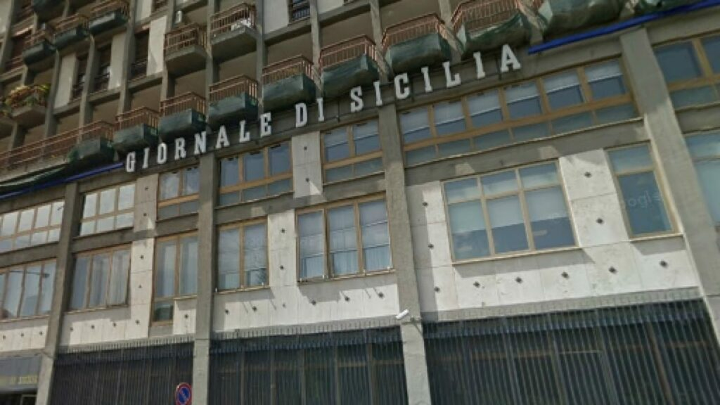 Giornale di Sicilia in crisi