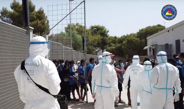 Ordinanza Tar migranti