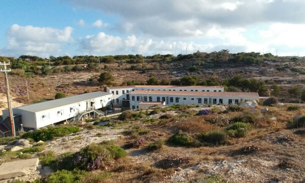 Task force della Regione a Lampedusa
