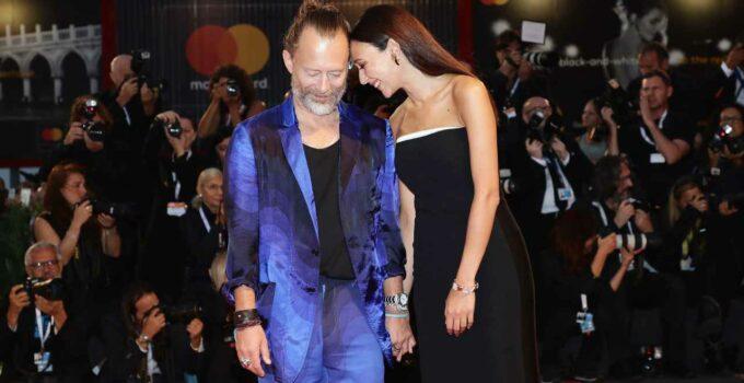 nozze Thom Yorke e Dajana Roncione