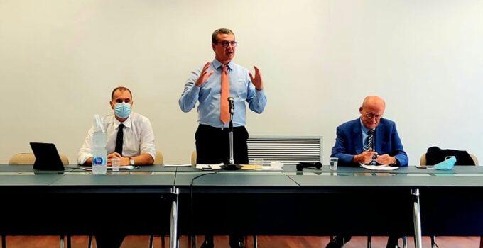Cordaro incontra i sindaci della Riviera Jonica
