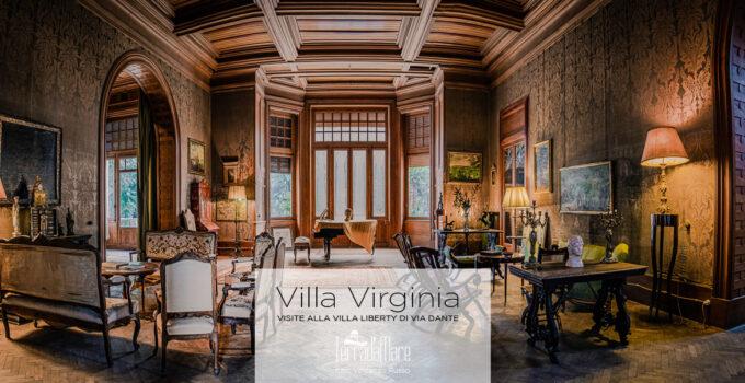 Notte a Villa Virginia