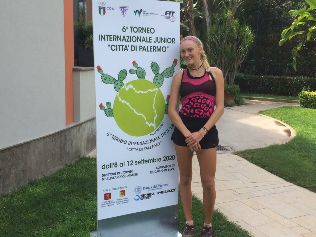 Tennis Itf junior Città di Palermo