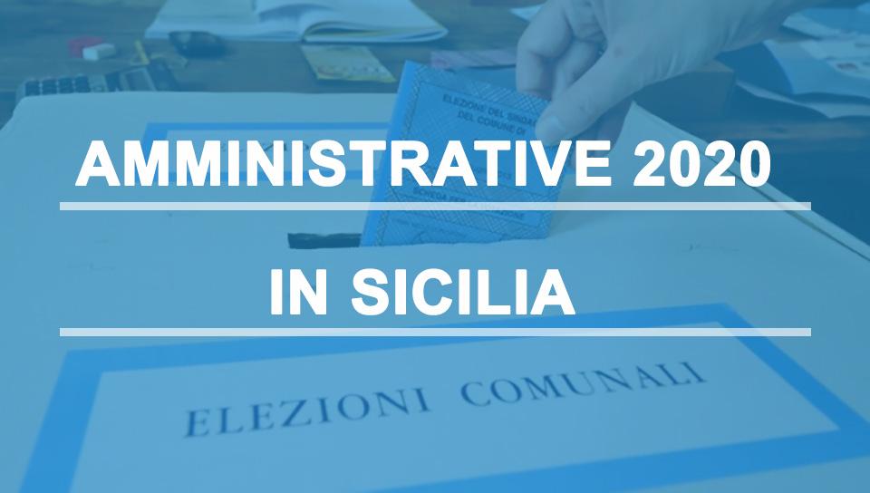 amministrative in sicilia