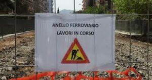 Incendi in cantieri a Palermo