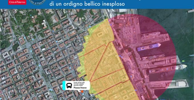 Bomba a Palermo