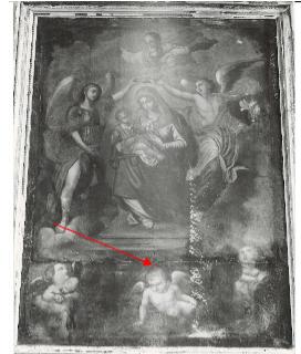 dipinto del '700 rubato a Marsala