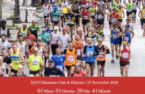 Annullata la Maratona di Palermo: appuntamento al 2021