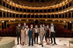 Teatro Biondo Palermo, anteprima del Misantropo  su YouTube
