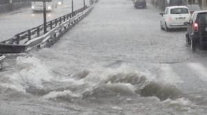 Maltempo, danni a Catania e disagi in tutta la regione