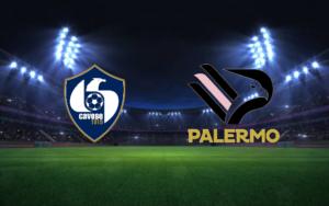 Cavese - Palermo 0-1, un colpo di Rauti salva i rosa dal pari