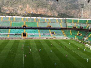 Palermo - V. Francavilla 1 - 2: bene Valente, super Ciccone
