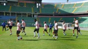Palermo-Catanzaro: rosanero beffati in casa 1-2
